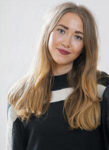 Anna Oliviemark. Foto: Gabriel Tiedtke