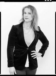 Johanna Ahmark. Foto: Micke Lundström