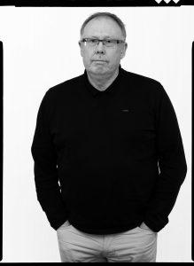 Ulf Dahlqvist. Foto: Micke Lundström