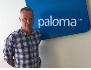 Peter Berg är vd på Paloma och vill sätta Hedemora på digitaliseringskartan. Foto: Paloma