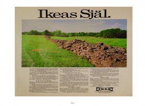 """Ikeas segertåg över världen beror, till att börja med, på en väldigt bra affärsidé. Men också på genial reklam, som kan förmedla varumärkets själ. Med Leon Nordins hjälp presenterades själen och konceptet """"Inte för de rika. Men för de kloka."""" Först 1970 blev det tillåtet att mark-nadsföra och upplysa om kondomer. RFSU:s reklam avdramatiserade produkterna och spelade stor roll för minskning av både aborter och könssjukdomar."""