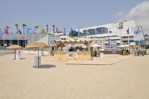 Cannes Lions äger rum i Festivalpalatset i Cannes och tar även ett rejält område runt palatset i anspråk. Bilder från förra årets evenemang.   © Palais des Festivals & des Congrès de Cannes