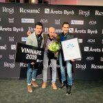 Grattis Populate vinnare av Årets contentbyrå! Sveriges Marknadsförbunds expert